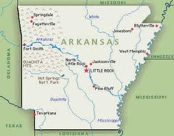 Arkansas_state_map